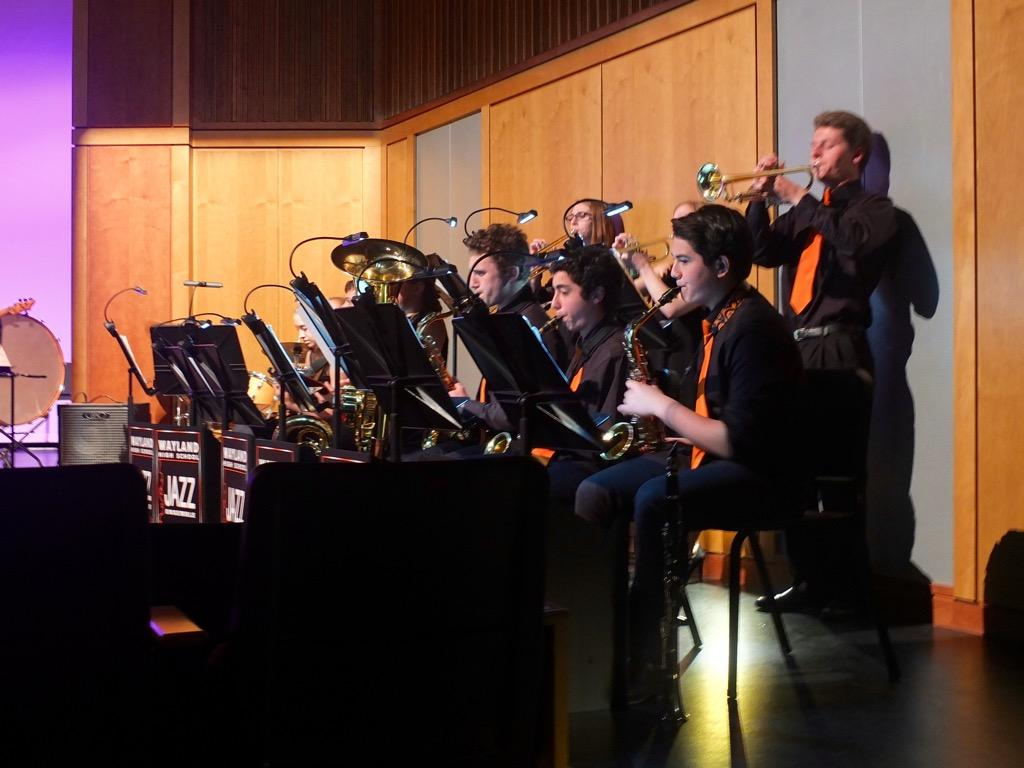 Students perform in spring band concert (16 photos)