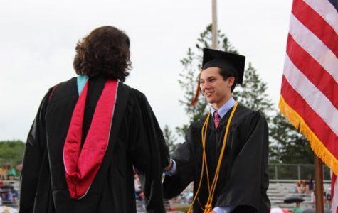 Class of 2017 receives diplomas (239 photos)