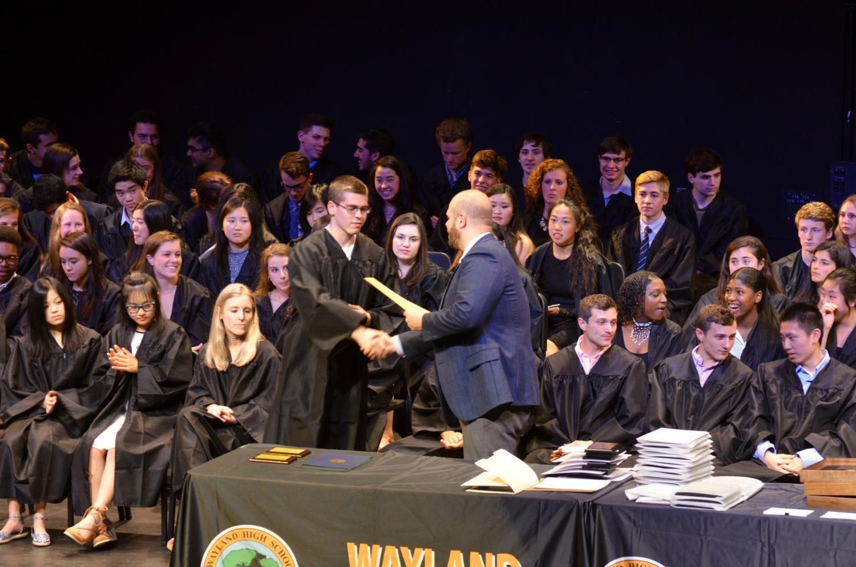 Seniors honored at Senior Awards Night (20 photos)