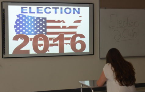 At WHS, political views matter