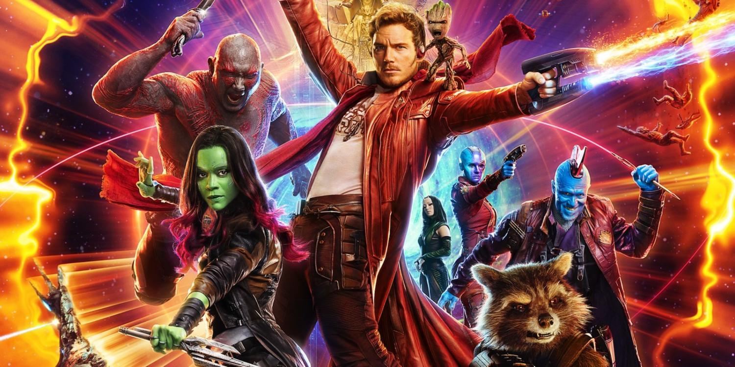 """Guardians of the Galaxy Vol. 2"" is a visually impressive sequel, but it suffers somewhat from predictable plot and repetitive gags.  Rate: 3.5/5"