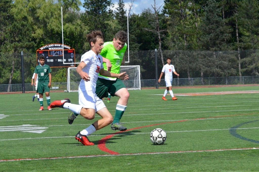Boys soccer beats Snowden (27 photos)