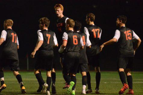 Boys' soccer team off to promising start