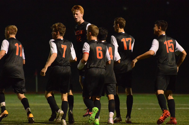 Following their state championship season a year ago, the Wayand boys' soccer team is currently ranked #2 in the state by the Boston Globe. But, the Warriors' road to a repeat won't be easy.