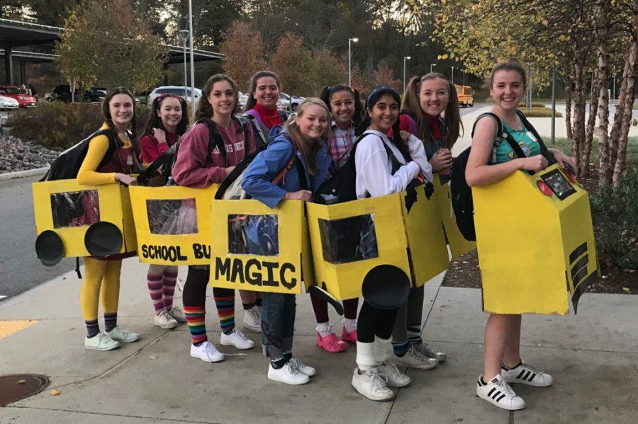 UPDATED: Class of 2018 celebrates Halloween (51 photos)