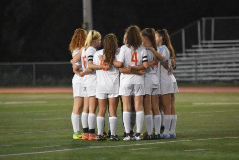 Girls' soccer team falls to Westford Academy (48 photos)