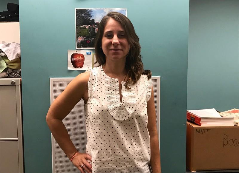 Meet the Teacher: Michelle Goodnow