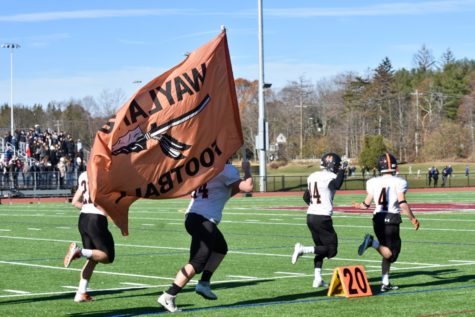 Wayland defeats Weston in the annual Thanksgiving Day football game (38 photos)