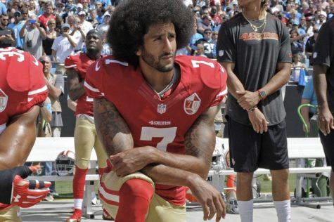 Opinion: Kaepernick and other kneeling football players deserve our respect