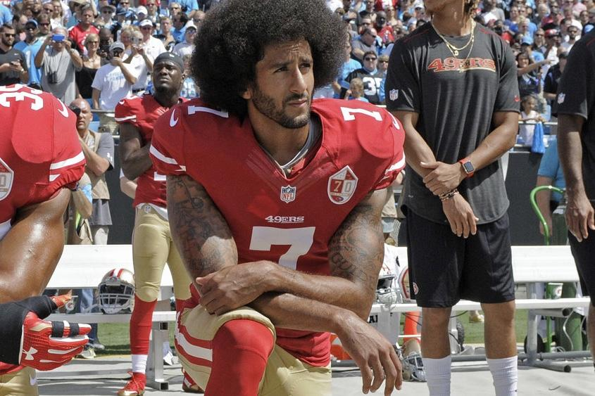 Opinion: Kaepernick and other kneeling football players deserve ...