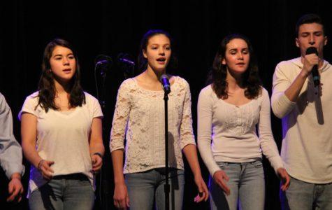 Meet the new a cappella members