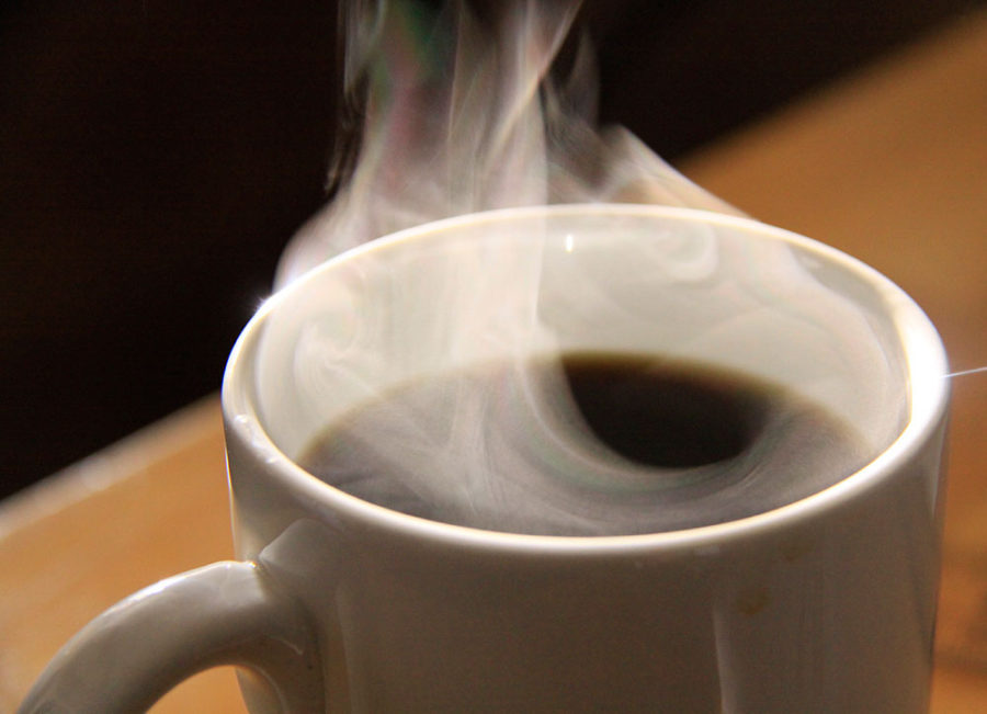 For students, coffee is an extremely popular source of caffeine.