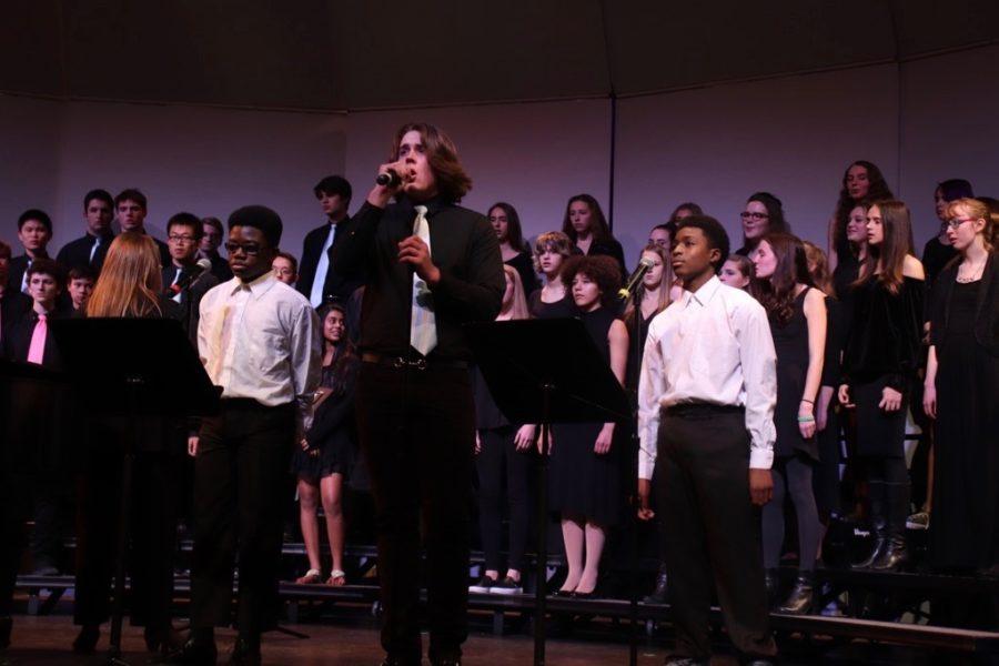 Winter Chorus Concert (21 photos)