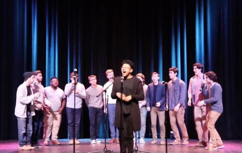 WHS hosts annual winter college A Cappella Concert  (video)