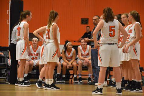 Girls' basketball falls to Westwood in season opener (33 photos)