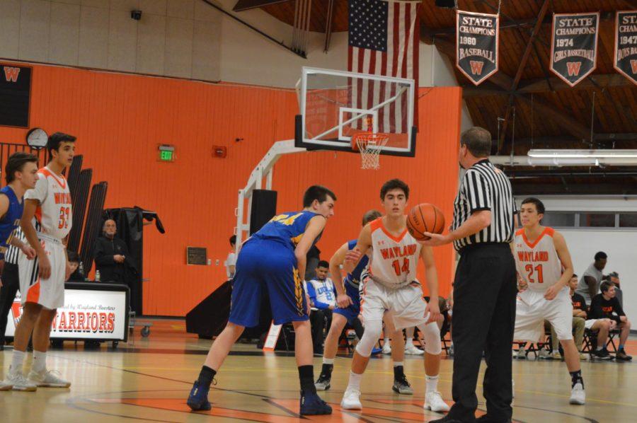 Boys' basketball falls to Acton-Boxboro (22 photos)