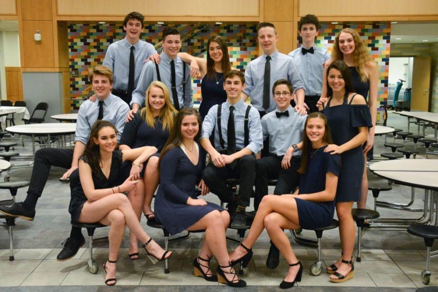 Pictured+above+is+the+WHS+Madrigals.+WSPN+takes+a+look+into+the+a+cappella+program+at+WHS.