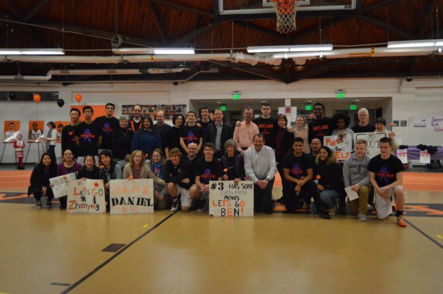 Boys' basketball defeats Concord-Carlisle on Senior Night (40 photos)
