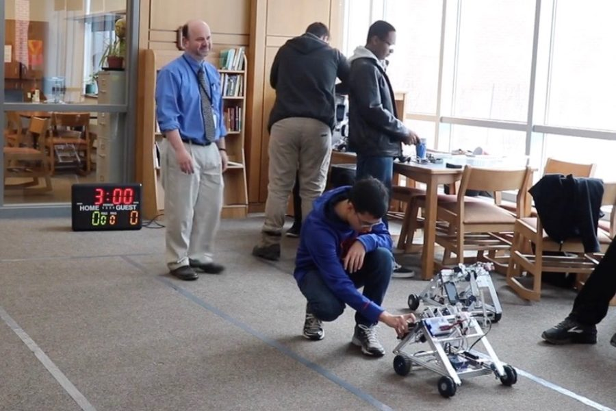 WW'18: Robotics holds presentation