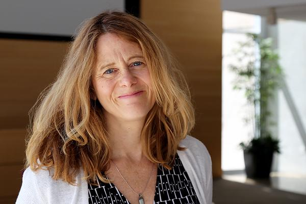 Professor Susan Eaton of Brandeis University spoke to WHS juniors and seniors on Tuesday of Winter Week.