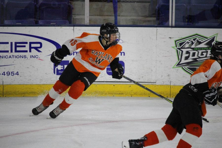 Boys' hockey falls to Swampscott in the North Finals (29 photos)
