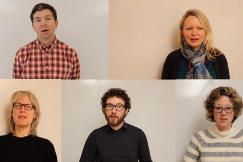 WHS teachers reflect on school shootings (video)
