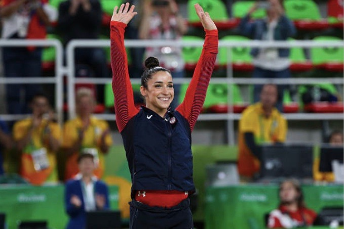 Aly Raisman: I'm very passionate about creating change