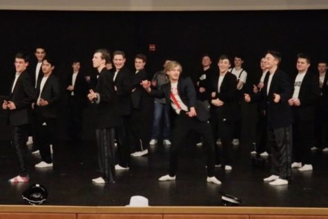Behind the scenes of the Senior Show 2018 (video)