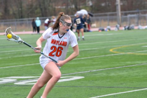 Girls' lacrosse defeats Acton-Boxborough (16 photos)