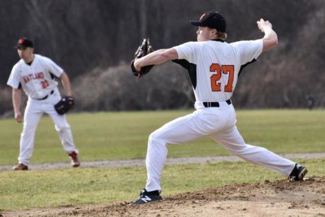 Boys' baseball falls to Newton South (36 photos)
