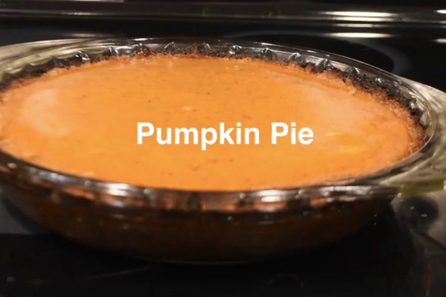 Flavor! Pumpkin pie (video)