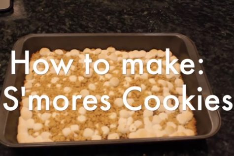 Flavor! S'mores cookies (video)