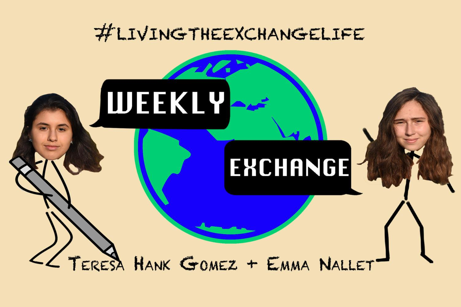 In the latest installment of Weekly Exchange, WSPN's Emma Nallet discusses the European refugee crisis from a new perspective after she gained a different insight during her experience in the US.
