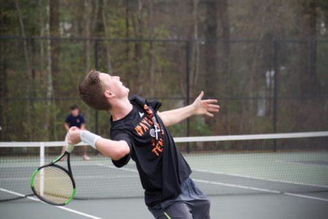 Boys' tennis defeats Lincoln-Sudbury (25 photos)