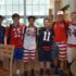 Juniors psych-up for senior year (29 photos)