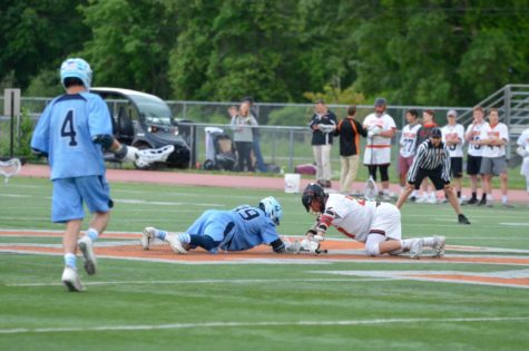Boys' lacrosse defeats Medfield in Central/East Division 2 Quarterfinal (40 photos)
