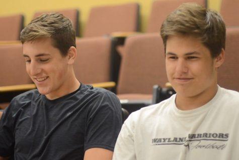 Underclassmen reflect on siblings graduating (video)