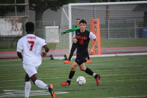 Boys' soccer defeats Waltham (29 photos)