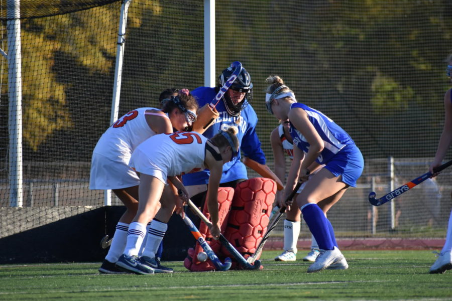 Girls' varsity field hockey falls to Bedford (19 photos)