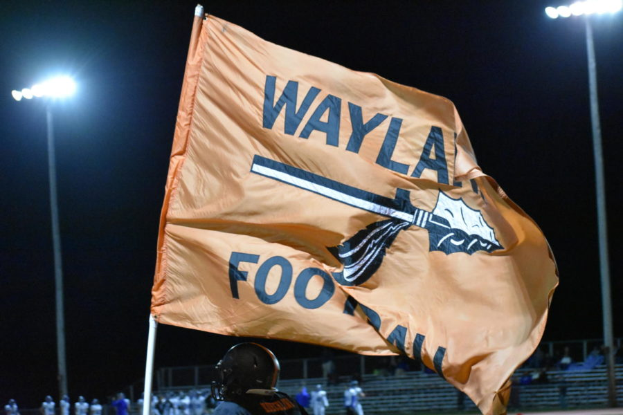 Wayland football v. Bedford Compressed Game (Video)