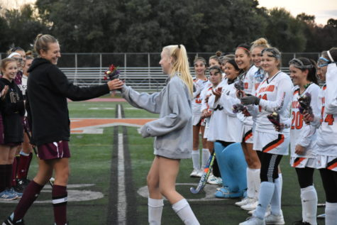 Girls' field hockey falls to Concord-Carlisle on Senior Night (39 photos)
