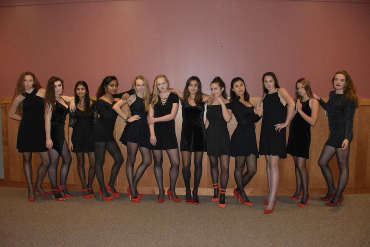 """Following the departure of a number of key members last year, the WHS all-female a capella group, the Muses, are prepared for a fresh start. """"[To prepare new members includes] a lot of going back to the basics and not just working on ensembles. [A lot of] just working on harmonizing and blending and that sort of thing,"""
