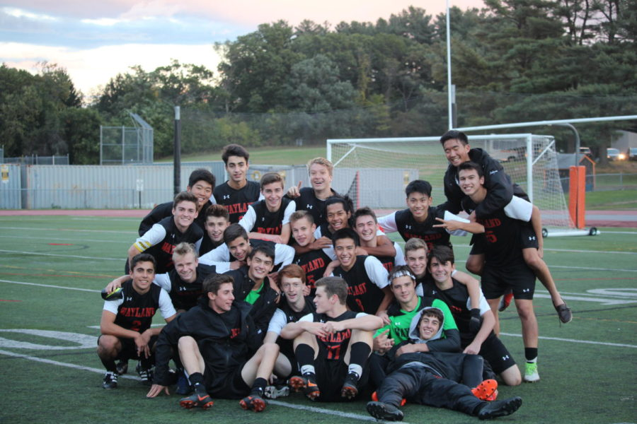 Boys' soccer defeats Boston Latin (29 photos)