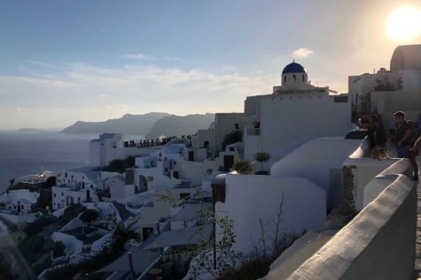 Chris Balicki: Studying abroad in Greece was a no-brainer