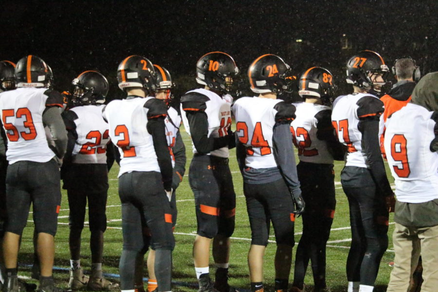 Boys' football falls to Gloucester in Division 4 North Final (33 photos)