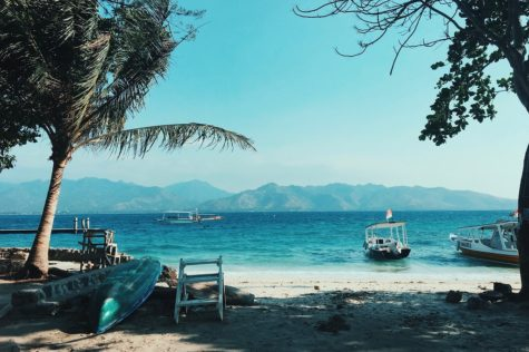 Kara Whitesell: Being in Bali was like living in a dream world