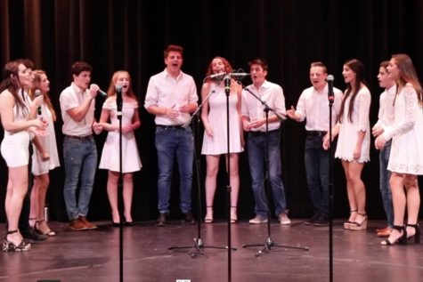 Fall a cappella concert 2018 (video)