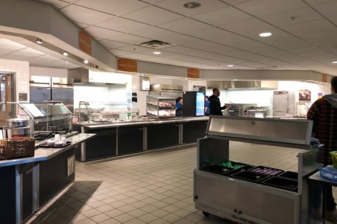 Behind the bar: Cafeteria food at WHS