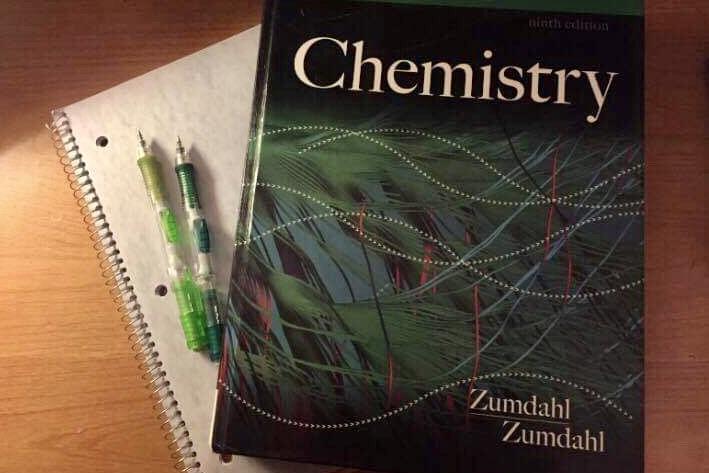 Survival Guide: Chemistry
