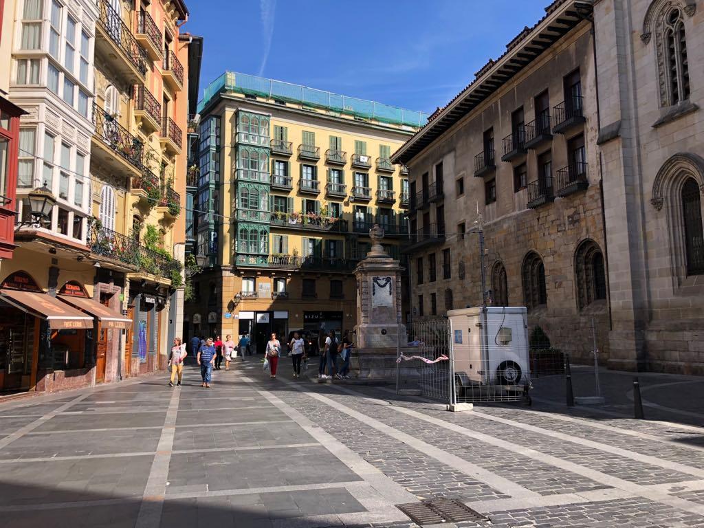 Class of 2018 graduate Hannah Roberge took her first semester of college in Salamanca, Spain at the Universidad de Salamanca.